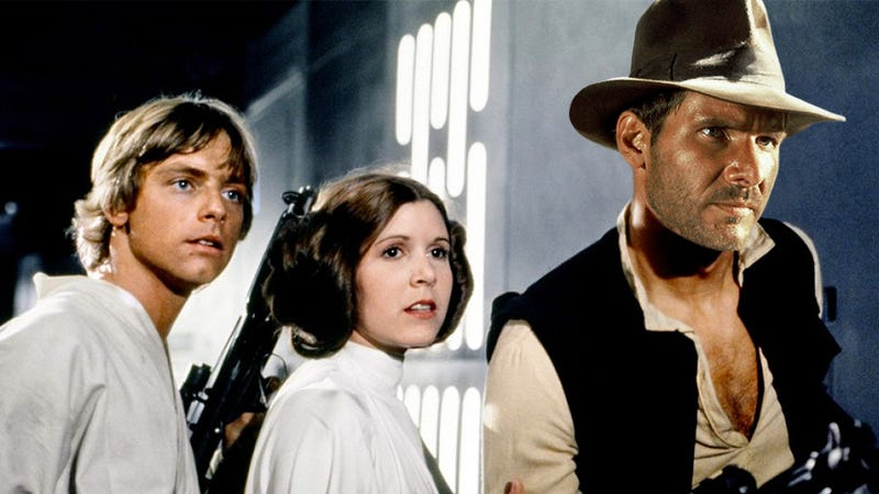 Illustration for article titled Photoshop Contest: Even More Indiana Jones/Star Wars Easter Eggs