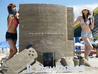 Illustration for article titled Korean Girls, Meet Giant Sand PlayStations