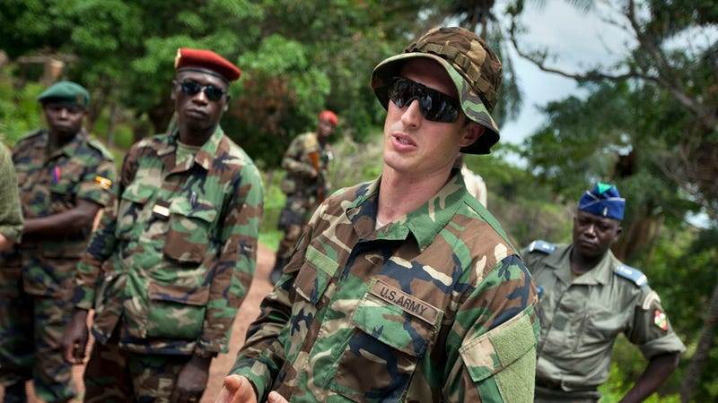 Illustration for article titled Joseph Kony Is Proving Difficult to Nab, Even for Elite U.S. Forces