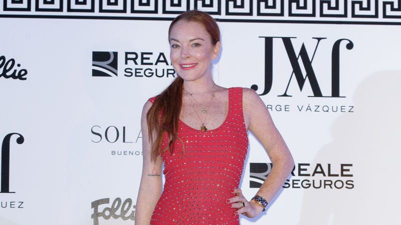Lindsay Lohan is $100K behind on tax payments, report says