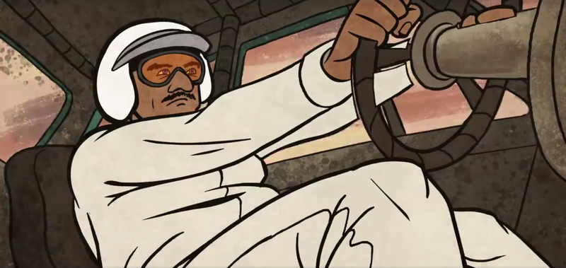Illustration for article titled What It Took To Be A Black NASCAR Driver During The Jim Crow Era