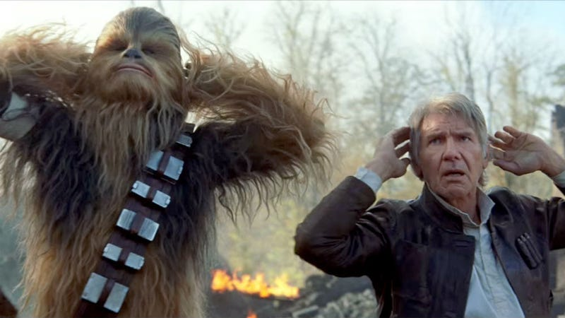 Illustration for article titled The Young Han Solo Movie Will Explain How He and Chewbacca Came To Be