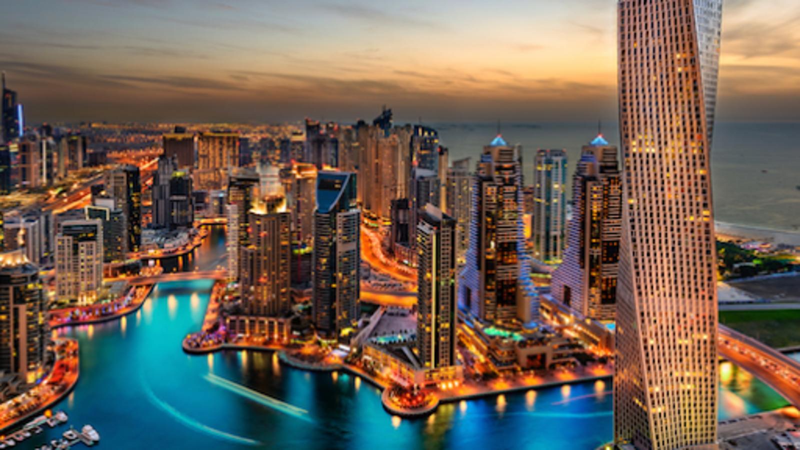 China quiere construir en Kenia una ciudad futurista como Dubái