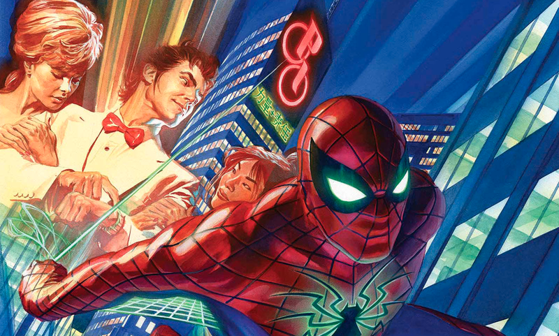 Illustration for article titled Major Changes in Today's Amazing Spider-Man Comic