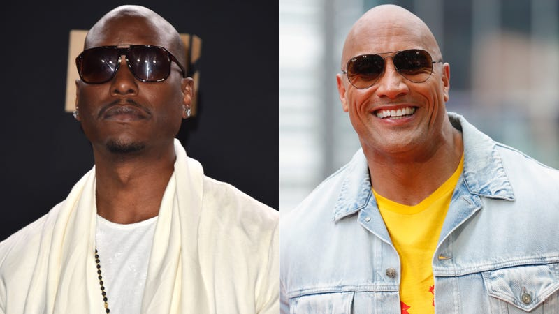 Illustration for article titled Tyrese Has Seen the Error of His Ways Regarding His Feud With Dwayne Johnson