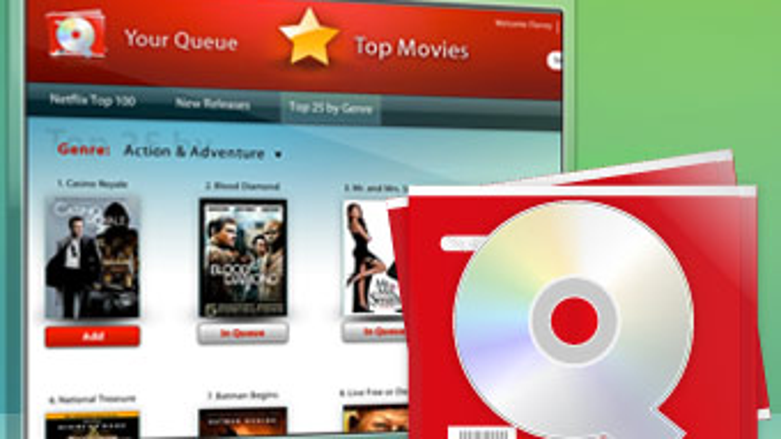 Queued Is a Fantastic Front End to Netflix