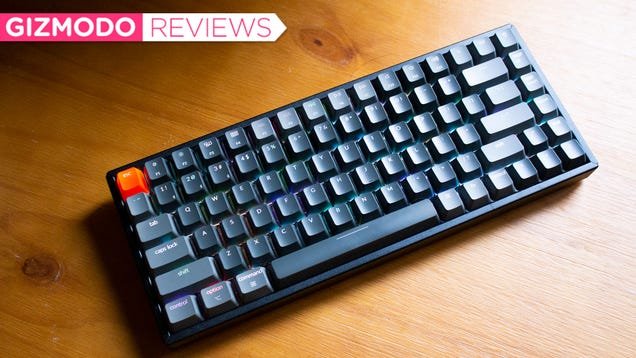 Finally, an Affordable Wireless Mechanical Keyboard for Macs
