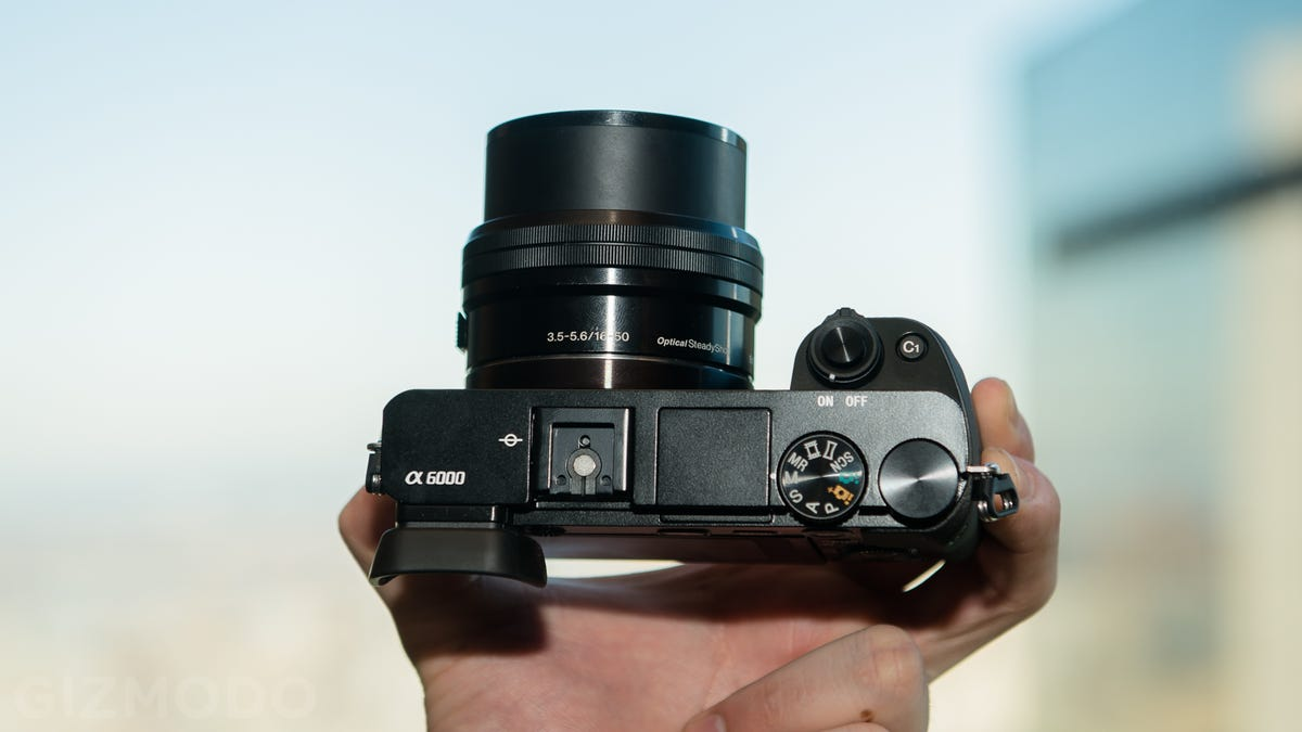 Sony A6000: A Sweet Interchangeable-Lens Camera With a Touch