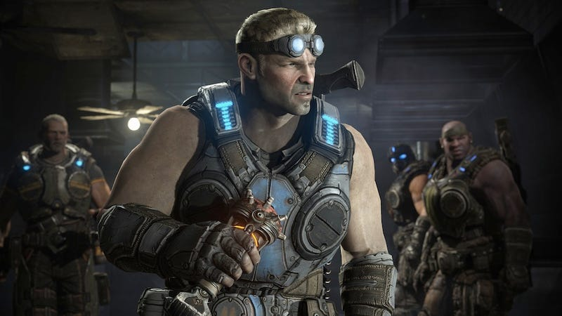Illustration for article titled Gears of War Judgment Isn't All-Prequel, After All