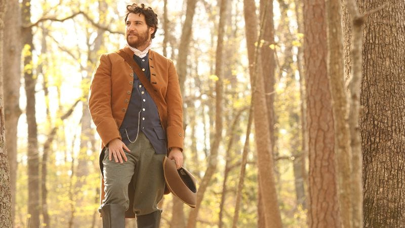 Adam Pally in Making History (Photo: Quantrell Colbert/FOX)