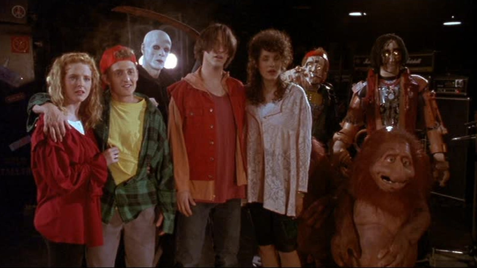 One of the Most Memorable Bill & Ted's Bogus Journey