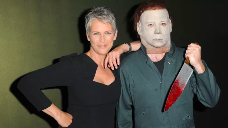 Illustration for article titled Fox News briefly forgets films aren't real, chastises Jamie Lee Curtis for using a gun in Halloween