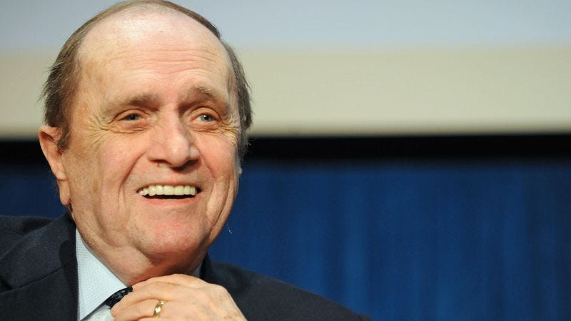 Illustration for article titled Bob Newhart talks about stand-up, sitcoms, and why he stays busy
