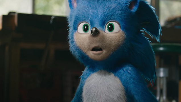 It s Official: The Sonic the Hedgehog Movie Is Being Pushed to 2020