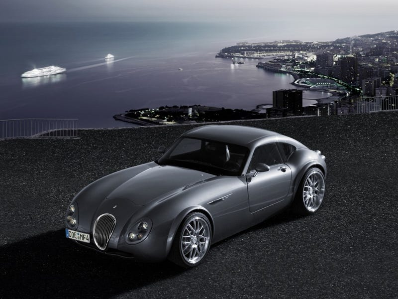 Illustration for article titled Wiesmann Wednesday