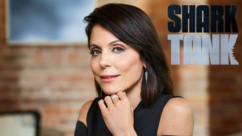 Bethenny Frankel will bring her Skinnygirl savvy to 'Shark Tank'