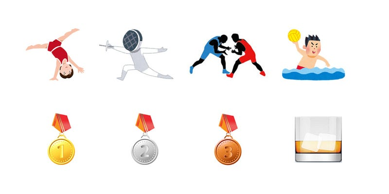 Unicode Proposes 29 New Emoji Just in Time for the Olympics