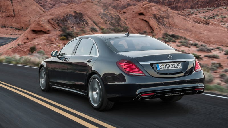 2014 mercedes benz s class this is it and its really nice