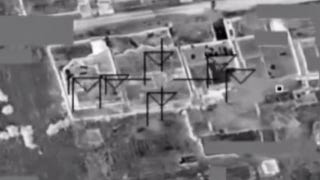 How Did This Airstrike Hit Six Areas Of A Single ISIS Compound At Once?