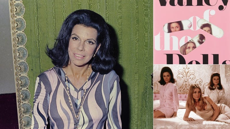 Illustration for article titled What Was It About Valley of the Dolls? It Was Jacqueline Susann