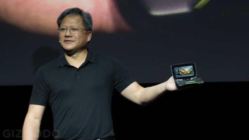Illustration for article titled Kaboom: Nvidia Is Making Its Own Gaming System