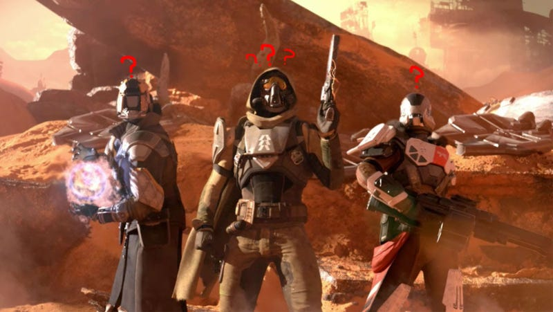 Illustration for article titled 3 Social Features That Destiny Desperately Needs