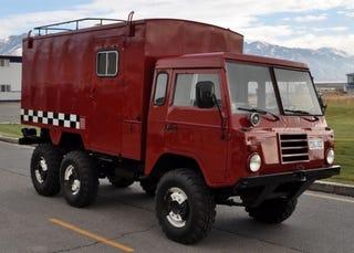 Illustration for article titled WANT - 1975 Volvo TGB 1314 Ambulance