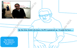 Illustration for article titled Leaked Docs: Windows 8 to Feature Kinect-Like Features, Instant On/Off, More