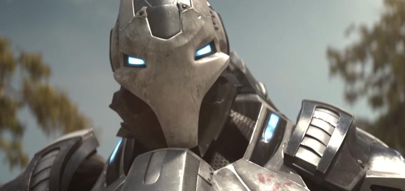 Este corto sobre un robot alien gena merece ser pel cula for Espejo q aparece en una pelicula