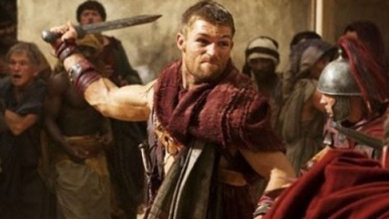 Illustration for article titled Starz has already picked up a third season of Spartacus