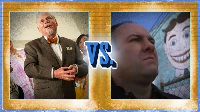 Illustration for article titled Vote Mad Men or The Sopranos in round 2 of our best dream sequence bracket