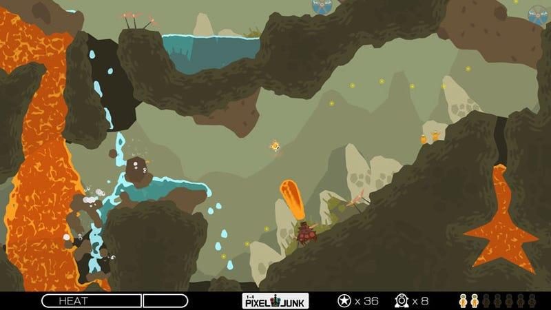 Illustration for article titled First PixelJunk 1-4 Details, Hands On Impressions