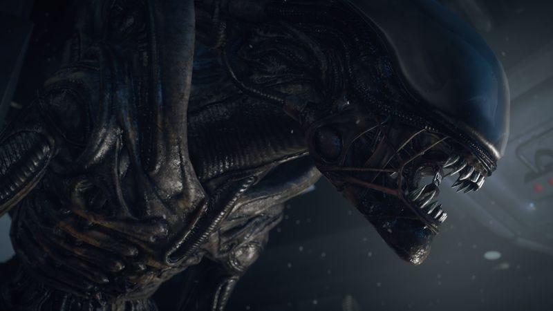 Screenshot: Alien: Isolation/Sega