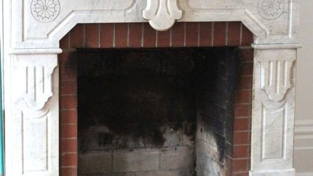 Clean Your Brick Fireplace With Cream Of Tartar
