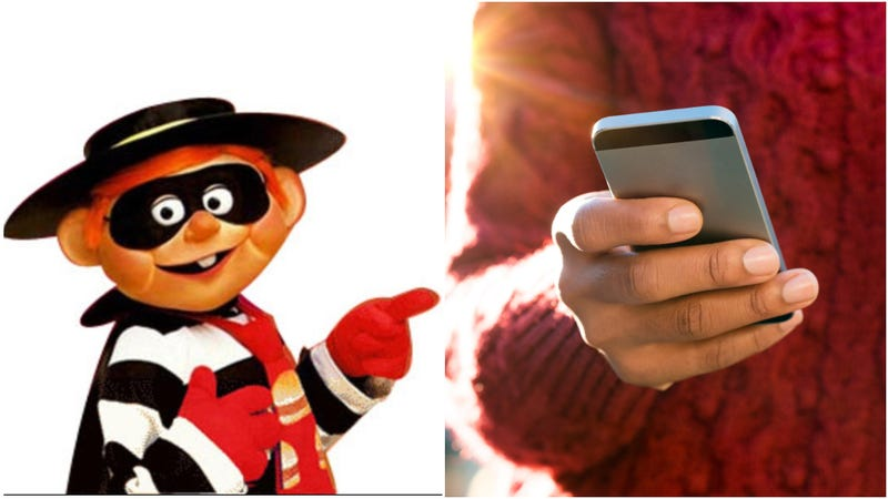 "Illustration for article titled Canadian ""Hamburglar"" hijacking McDonald's apps to order thousands of dollars of food"