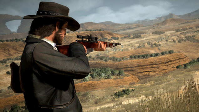Red Dead Redemption's Untamable Frontier Makes It The Ultimate Open-World Game