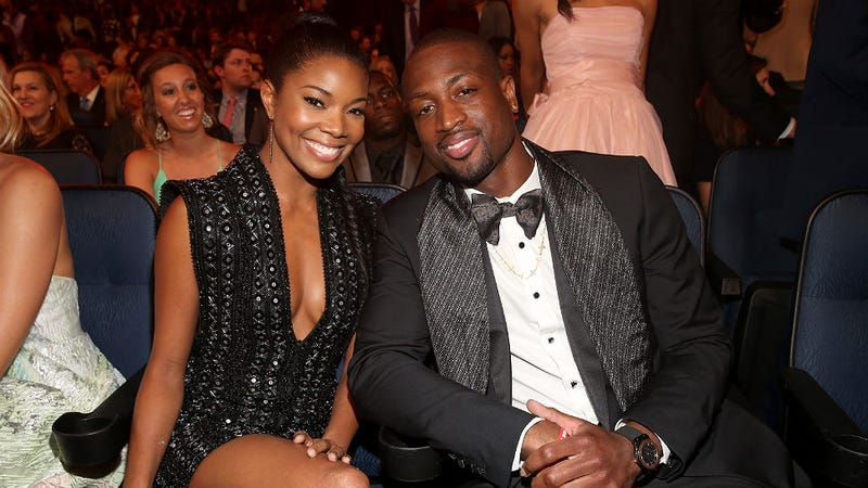 Illustration for article titled Gabrielle Union's New Fiancé Dwyane Wade Has New Baby by Someone Else