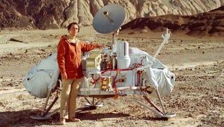 Illustration for article titled Warner Bros prepara un biopic sobre la vida Carl Sagan