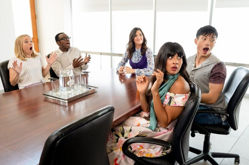 Illustration for article titled The Next Season of The Good Place Will Be Its Last