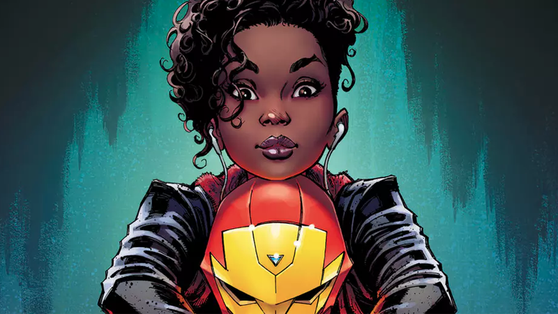 Illustration for article titled Artist Draws New Variant Invincible Iron Man Art to Replace Controversial Pulled Cover