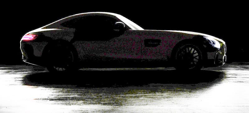 Illustration for article titled I'm Not Sure The Mercedes-AMG GT Sounds Nasty Enough