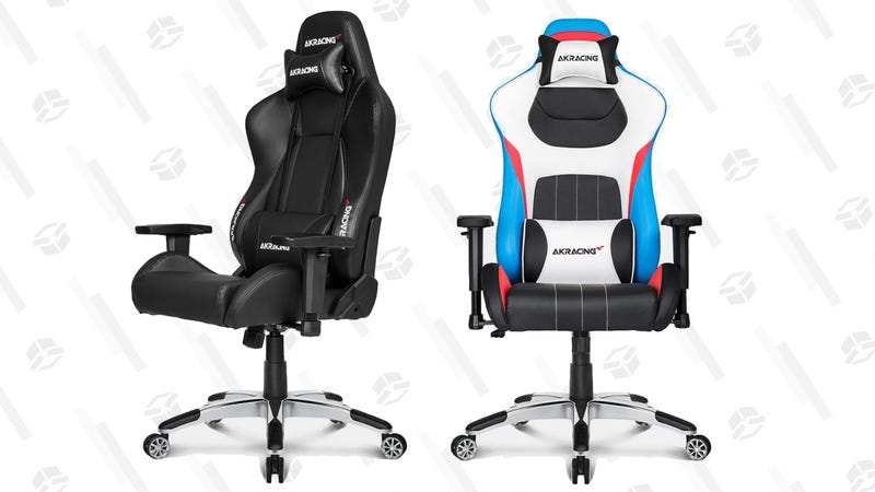 AKRacing Premium Masters Series Chairs | $250 | MassDrop