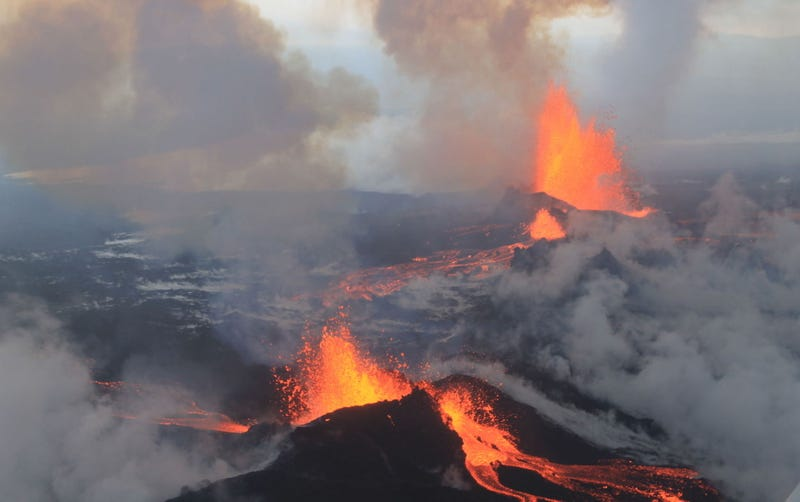 El volcán más grande de Islandia se prepara para entrar en erupción de nuevo