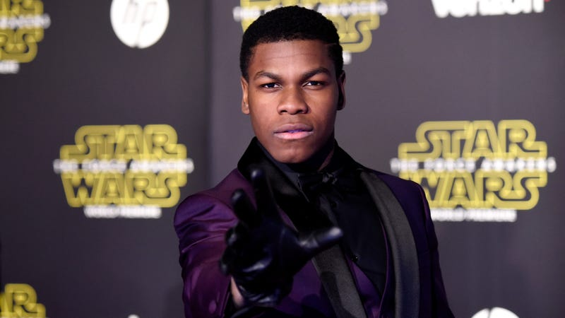 Illustration for article titled The Star Wars: Episode IX wrap party featured a human disco ball and John Boyega singing Vanessa Carlton