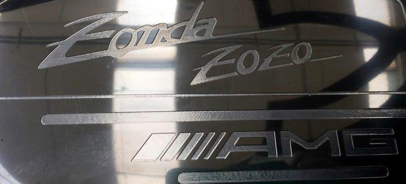 Illustration for article titled New Zonda ZoZo Makes Us Wonder: What Will Pagani Do Next?