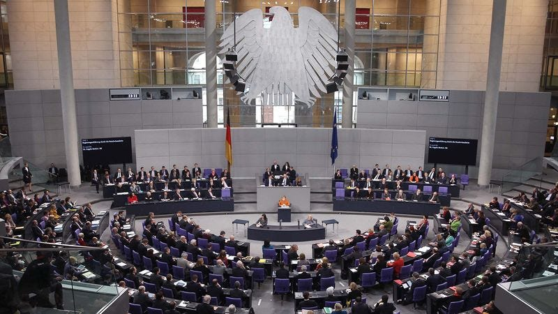 "Members of the Bundestag said it would be ""pretty easy"" to carry out a second Holocaust before quickly adding that they never, ever would."