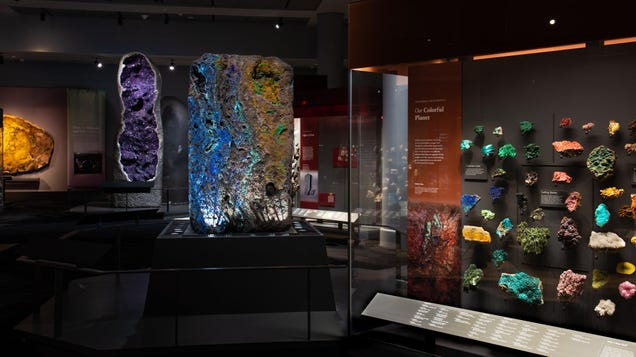 The American Museum of Natural History's Gems and Minerals Halls Get a Dazzling Upgrade