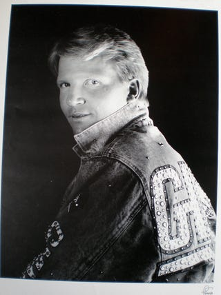 Illustration for article titled Phil Simms Used To Be Bedazzling