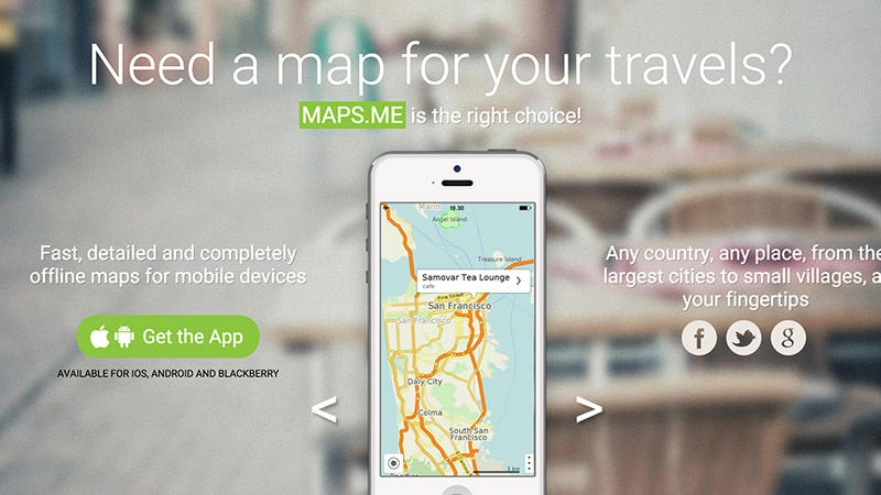 How To Save Maps To Your Phone So You Wont Get Lost Even Without - Us road map offline