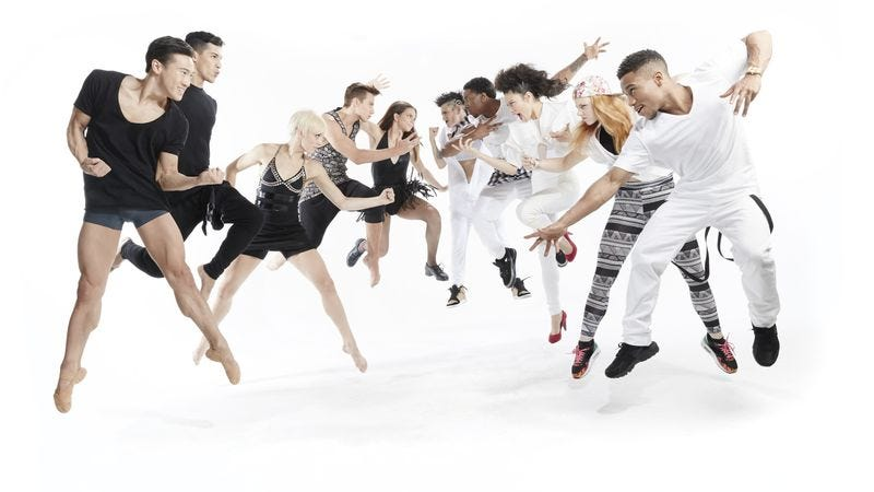"Illustration for article titled So You Think You Can Dance: ""Top 10 Perform"""